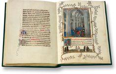 Turin-Mailänder Stundenbuch - Faksimile Verlag, München - 1380