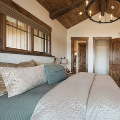 Guest Suite in Promontory, Park City, Utah. . #cameohomesinc #utahhomes #homebuilders #utahhomebuilder #utahbuilder #architecture #home #design #bedroom #bedding #lighting #woodwork #furniture #parkcitygram #utahgram #houzz #dreamhome #luxuryhomes #luxury #ParkCity #Utah #parkcityshowcaseofhomes #interiordesign PC: @lucycall - posted by Cameo Homes Inc. https://www.instagram.com/cameohomesinc - See more Luxury Real Estate photos from Local Realtors at https://LocalRealtors.com/stream