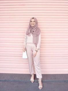 25 Ideas For Fashion Outfits Hijab Casual Modern Hijab Fashion, Street Hijab Fashion, Hijab Fashion Inspiration, Muslim Fashion, Modest Fashion, Look Fashion, Korean Fashion, Trendy Fashion, Fashion Outfits