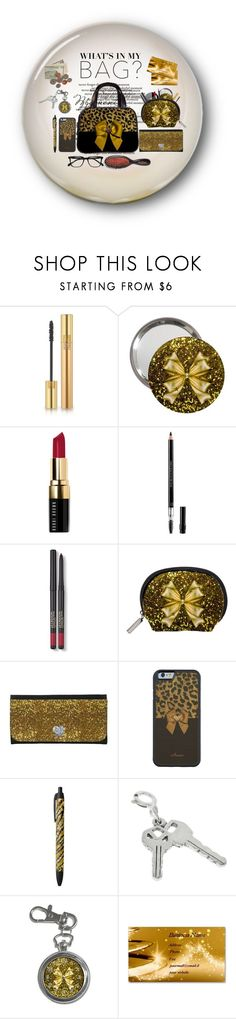 """""""What's in My Bag?"""" by elena-indolfi ❤ liked on Polyvore featuring Yves Saint Laurent, Chanel, Bobbi Brown Cosmetics, Christian Dior, Lancôme, Mason Pearson, women's clothing, women's fashion, women and female"""