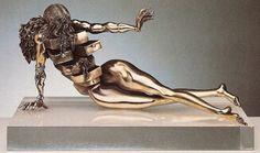 Dali sculpture