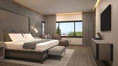 Nova Arquitecturaが手掛けたtranslation missing: jp.style.寝室.modern寝室
