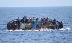 Refugee agency says survivors from three shipwrecks being taken to Italian ports but hundreds of people still missing