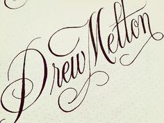 by Drew Melton