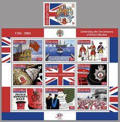 Tercentenary of British Gibraltar