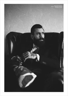 Ricki Hall at Nevs by Rebecca Naen for CLIENT 9
