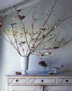 Easter tree: