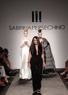Haute Couture: Sabrina Persechino - Barock Fall 2013