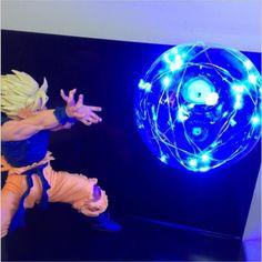 Hot Sale Dragon Ball Z Golden Shenron Crystal Ball Diy Led Set Dragon Ball Super Son Goku Dbz Led Lamp Night Lights Xmas Gift Orders Are Welcome. Led Night Lights Lights & Lighting