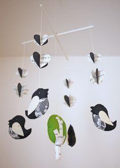 22 best hanging mobile ideas images garlands bricolage kids room