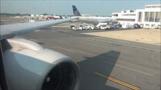 (HD) United landing at Ronald Reagan National Airport Usa Doctor, Ronald Reagan, Just Go, Landing, Health Care, The Unit, Health