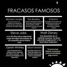 Detrás de los grandes inventos y grandes sucesos existieron grandes fracasos, que fueron enfrentados por personas comunes y corrientes. #LaCuracao ¡Para vivir mejor! #Frases #RepDom