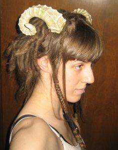 Ram horns 3 by dancing-dragon.deviantart.com on @deviantART