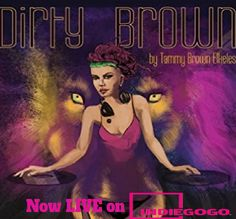 The DJ Dirty Brown is now LIVE on INDIEGOGO. Check it out and help bring the comic a reality. If possible, also tell your friends, families, and anyone who loves reading comic. Please visit http://bit.ly/2edgu5E