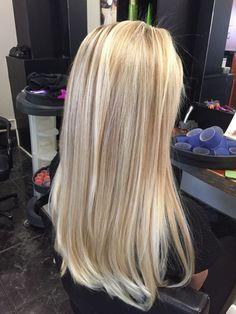 #blonde #hair