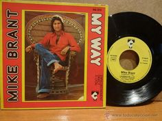 MIKE BRANT. MY WAY. SINGLE-GATEFOLD / TALAR RECORDS.BUENA CALIDAD. ***/*** Mike Brant, Musica Disco, My Way, Couple, Baseball Cards, Photography, Vinyls, Songs, Antique Post Cards