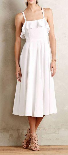 Shoes - Damia Midi Dress
