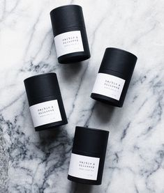 Organic botanical skincare and teas, handmade in New York City with a focus on raw local honey and organic oils and essences. Black Packaging, Cool Packaging, Coffee Packaging, Beauty Packaging, Cosmetic Packaging, Packaging Design, Perfume Packaging, Black Perfume, Tea Brands