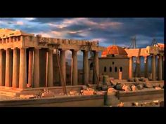 The Parthenon (Ancient Greek: Παρθενών) is a temple on the Athenian Acropolis, Greece, dedicated to the Greek goddess Athena, whom the people of Athens consi. Ancient World History, Greek History, Art History, Ancient Rome, Ancient Greece, Knossos Palace, Athens Acropolis, Greek Parthenon, Athens Greece