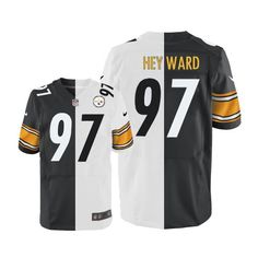 Cameron Heyward Men s Limited Team Road Two Tone Jersey  Nike NFL  Pittsburgh Steelers   6b5fefeb5