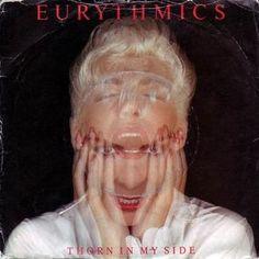 "Eurythmics - Thorn In My Side (Vinyl 7"") 1986 Portugal"