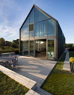 Maison en bois / lumineuse