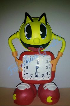 Pacman fofureloj fofuchas Tweety, Pikachu, Pac Man, Communion, Character, Party, Craft, Jelly Beans, Projects