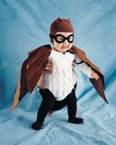 Disfraz original para bebe, para Carnaval y Halloween