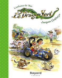 Le Dragon Vert, Jacques Goldstyn, Bayard Canada, 72 p., 9782895795988*