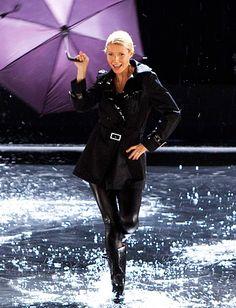 Gwyneth Paltrow on Glee.