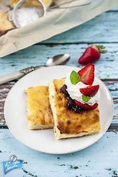 Pannukakku, fiński pieczony naleśnik Waffles, Pancakes, French Toast, Breakfast, Sweet, Food, Morning Coffee, Candy, Eten