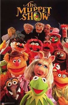 ❥ Old TV Shows | The Muppet Show. My favorite show - the original show, not the new one on tv today.