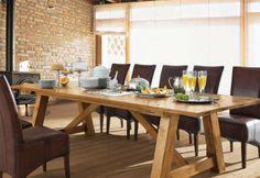 Legno massiccio per arredare la tua casa contemporanea – Devina Nais ...