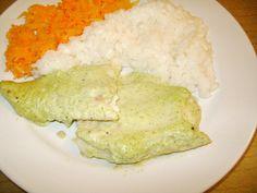 Ryba w sosie brokułowym (witlinek)
