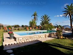 Holiday Villa in Pollensa, North Mallorca, Mallorca, Balearic Islands Balearic Islands, Picture Video, Villa, Explore, Mansions, Pictures, Photos, House Styles, Outdoor Decor