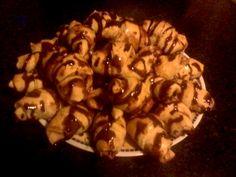 Rogaliki z marmoladą śliwkową :)