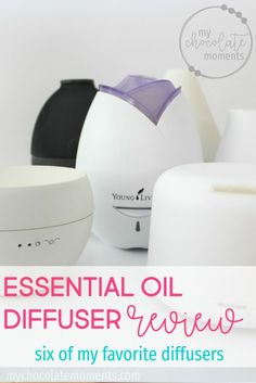 essential oil diffus