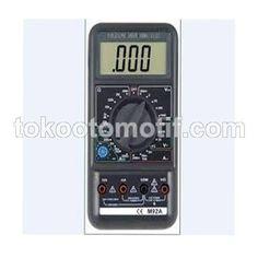 Nama : Multitester Digital DT 820 D ADITEG Merk :  ADITEG Tipe : 17 Status : Siap Kategori : - Berat Kirim : 1 Kg Spesifikasi :