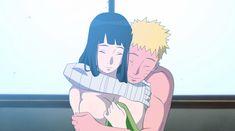 Naruto and Hinata - Morning Embrace by EverlastingDarkness5