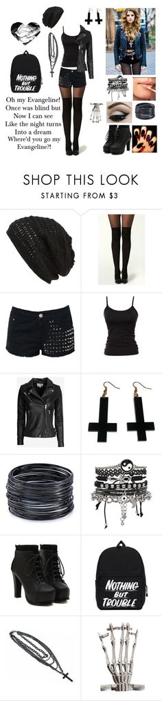 """Juliet Simms- Evangeline :3"" by evangeline-purdy-girl ❤ liked on Polyvore featuring King & Fifth Supply Co., Glamorous, French Connection, IRO, Chicnova Fashion, ABS by Allen Schwartz and ASOS"
