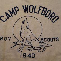 40年代 BSA Tシャツ  #40年代#Vintage #新着#ウルフ