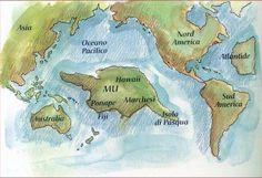 Lemuria Continent | zivug: EL CONTINENTE DE LEMURIA