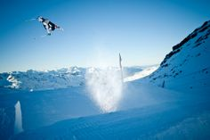 [Ealy Camp 2013]  #Maxence_Gisin #ValThorens