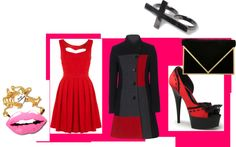 """""""Untitled #169"""" by michelle-gurrola on Polyvore"""