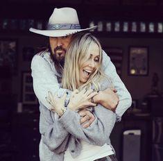 Billy Ray Cyrus, Miley Cyrus, Cowboy Hats, Fashion, Moda, Fashion Styles, Fashion Illustrations