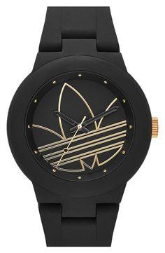 Black Adidas Originals Watch