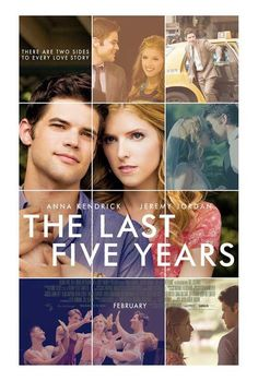 Pin for Later: 101 Romantic Movies You Can Stream on Netflix Tonight The Last Five Years Anna Kendrick and Jeremy Jordan sing about their failed onscreen marriage in The Last Five Years, a romantic musical. 2015 Movies, Netflix Movies, Hd Movies, Movies To Watch, Movies Online, Movies And Tv Shows, Latest Movies, Netflix Online, Movies Showing