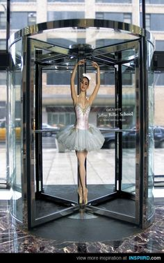 bailarina urbana