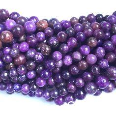 Wholesale Beads and Jewelry making Supplies Wholesale Beads, Jewelry Making Supplies, Gemstone Beads, Gemstones, Purple, Unique, Gems, Gem, Viola