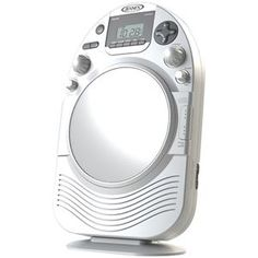 Picture of Jensen Am And Fm Stereo Shower Radio With Cd
